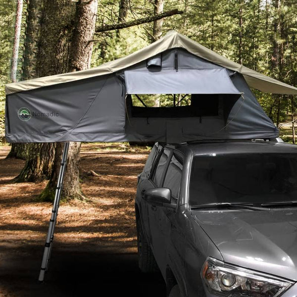 Overland Vehicle Systems | Roof Mount Tent | 3 Person | Dark Gray | 18031936