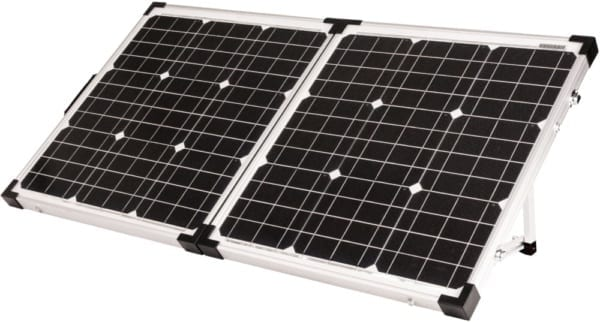 Go Power | Portable Solar Kit | 80w 4.4a | 82729