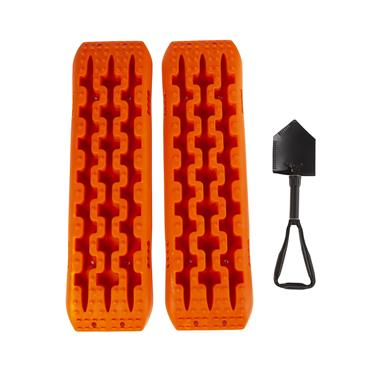 Rugged Ridge | Traction Mats | 20,000lb Capacity | Orange | 15104.46