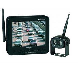 "ASA Electronics | Wireless Backup Camera System | With 5.6"" Monitor 