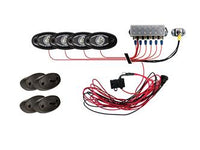 Rigid Industries | A-Series LED Rock Light Kit | White | Set Of 4 | 400203