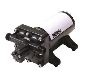 "SHURflo | 12v DC RV Water Pump | 4 Gallons Per minute | 1/2"" Lines 
