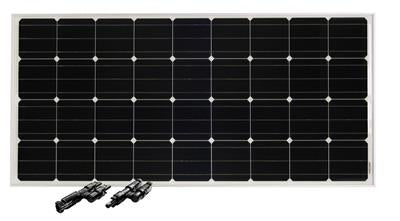 Go Power | Solar System Expansion Panel | 95 Watt 5.5 Amp | 78220