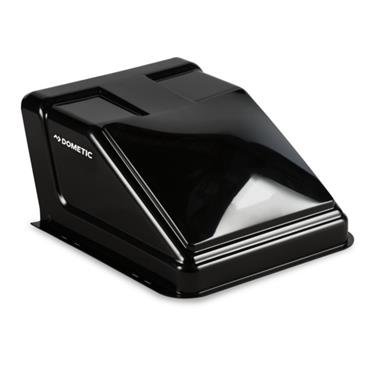 "Dometic | Ultra Breeze RV Roof Vent Cover | 14""x14"" Black Opaque 