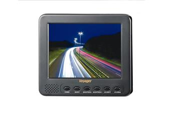 "Voyager | 5.6"" Color LCD Backup Monitor With 2 Camera Inputs 