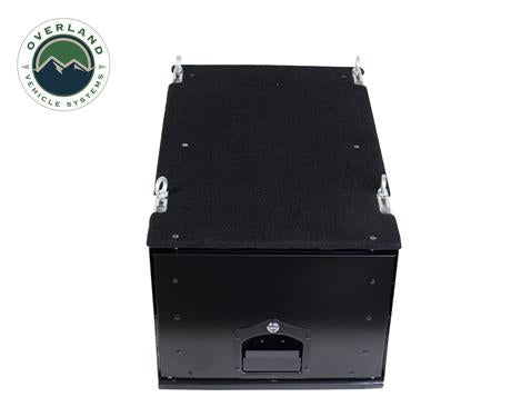 Overland Vehicle Systems | Cargo Box w/Slide-out Drawer | 21010301
