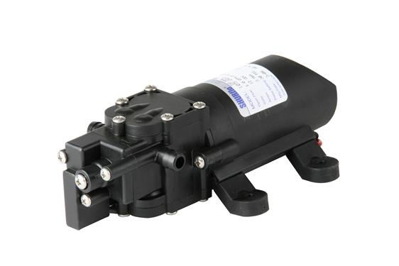 ShurFlo | 12v RV Water Pump | 1gpm 30psi | Without Strainer | 105-013