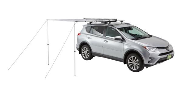 "Yakima | Slim Shady Waterproof Rack Mounted Awning | 78"" x 78"" 