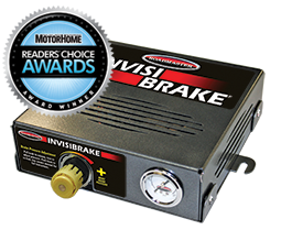 Roadmaster Invisibrake™ Towed Car Braking System