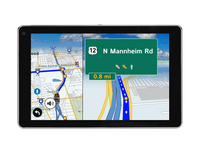 Rand McNally | OverDryve 7 RV | Navigation System With Dash Cam & Hands-Free Calling/Texting