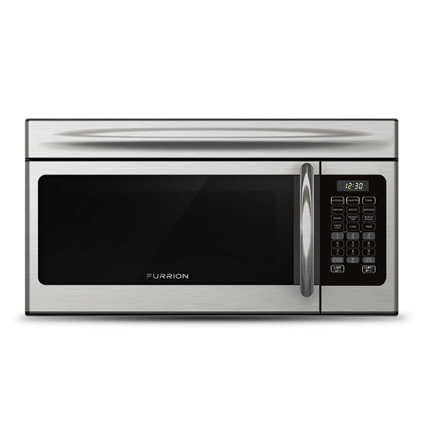 Furrion | RV Microwave w/Convection Oven | 1.5 cu ft Capacity 900 Watts | FMCM15-SS