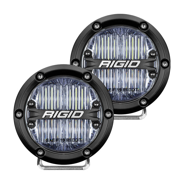 "Rigid Industries | 360-Series 4"" SAE Fog Light 