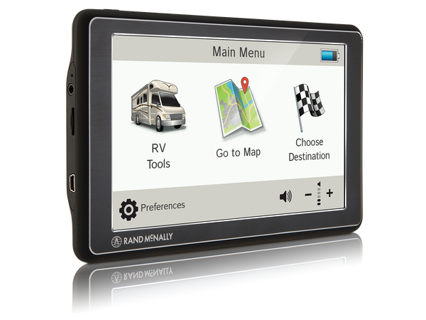 Rand McNally | RVND7 RV Navigation System | 0528018493