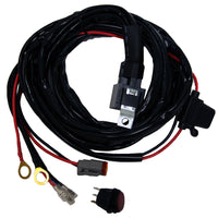 "Rigid Industries | LED Light Bar Wiring Harness | For 10""-30"" Light Bars 