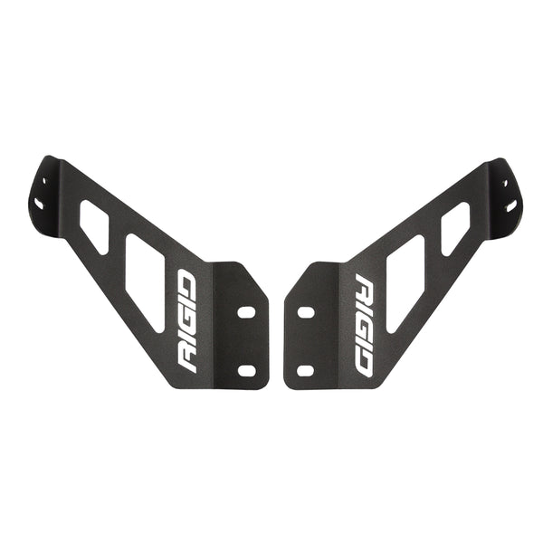"Rigid Industries | 2018 JEEP WRANGLER JL | Hood Mount For 20"" ADAPT Light Bar 