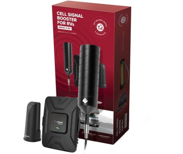WeBoost Drive 4G-X RV | Cell Signal Booster