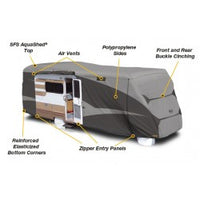 Motorhome Cover Features
