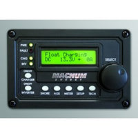 Magnum Energy | RC50 1.2 System Control Panel | For Magnum MS, MS-ME, RD Inverters | ME-RC50 1.2
