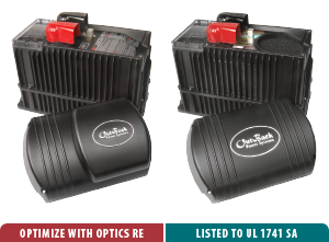 Outback Power | FXR2524A | 24v 2500w Sealed Inverter/Charger