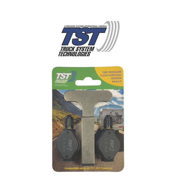 TST Tire Pressure Monitoring | 507 Series Flow Thru Sensor | PAIR