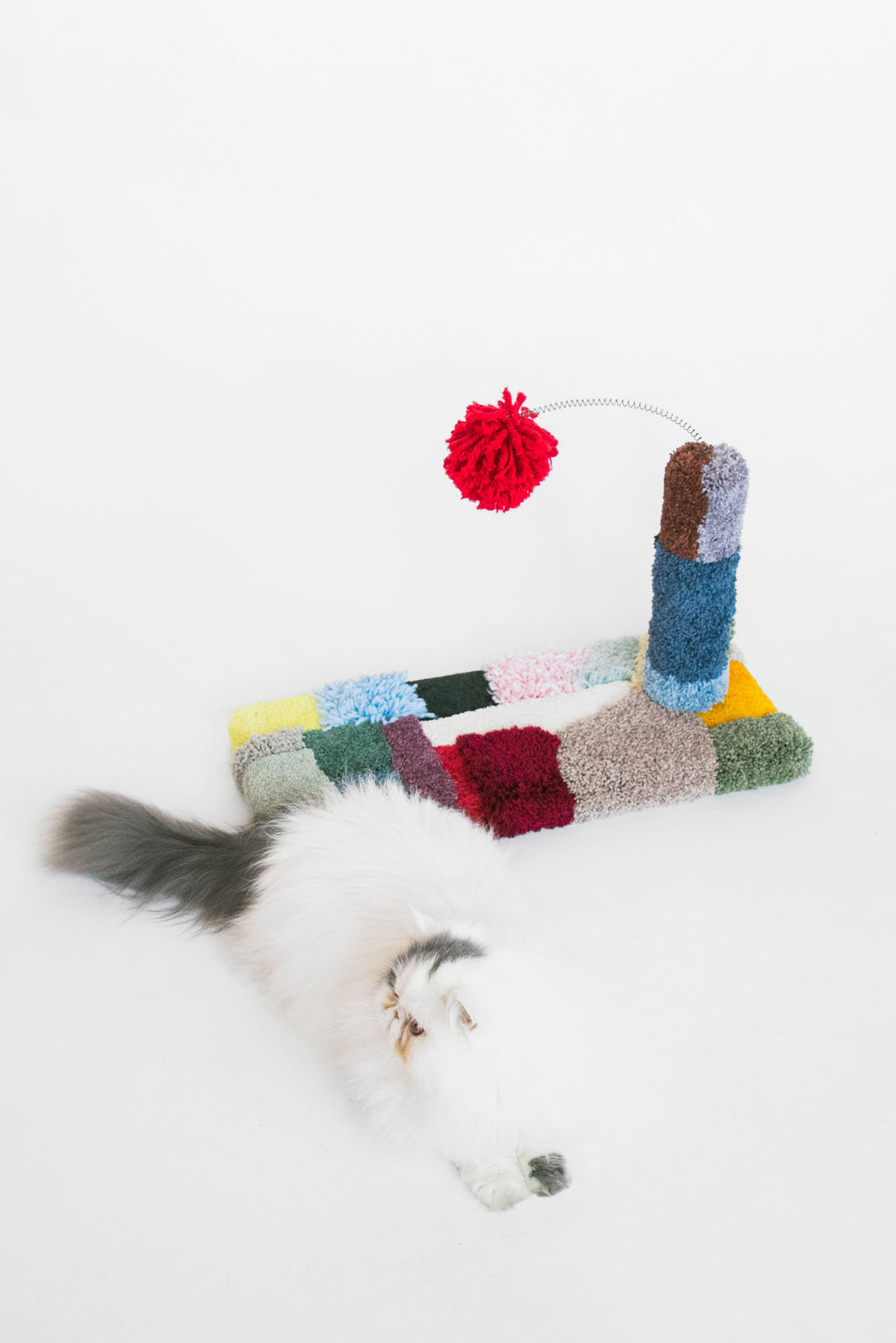 CAT HAUS | SPELLBOUND IN PATCHWORK RAINBOW