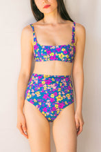 Load image into Gallery viewer, Araks | Quinn Bikini Top In Macaw Floral