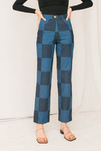 Load image into Gallery viewer, Tyler McGillivary | Oscar Blue Checker Pant