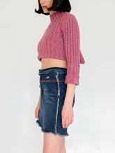 Load image into Gallery viewer, Soft Pink Cashmere Sweater (M)