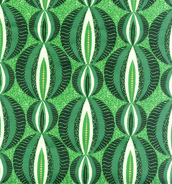 Ijoba Fabric Green