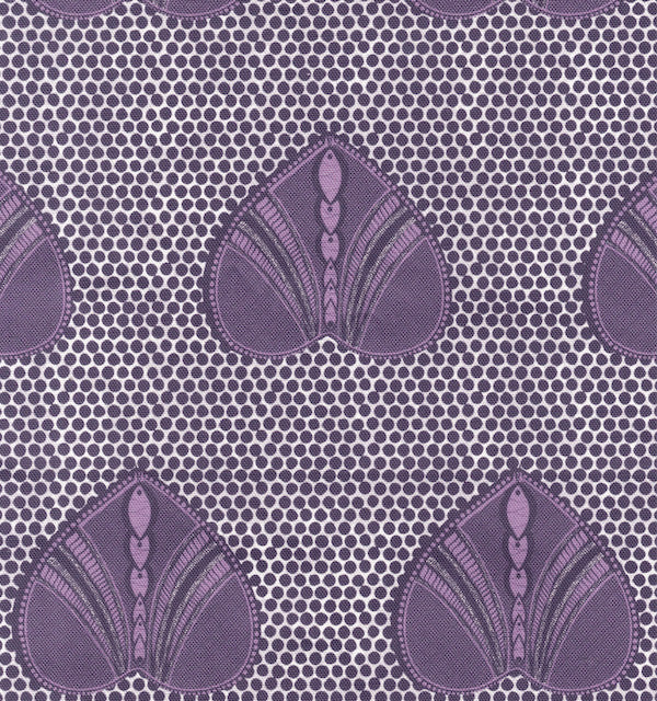 Okan Fabric Purple
