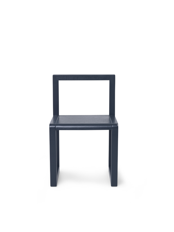 Ferm Living Little Architect Chair - Dark Blue