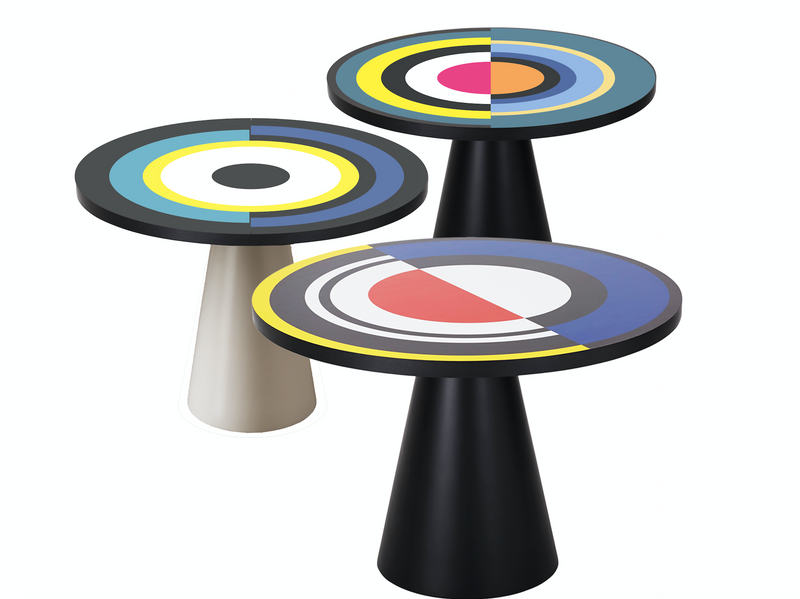 Sonia Et Caetera One Circle Table 3 D80