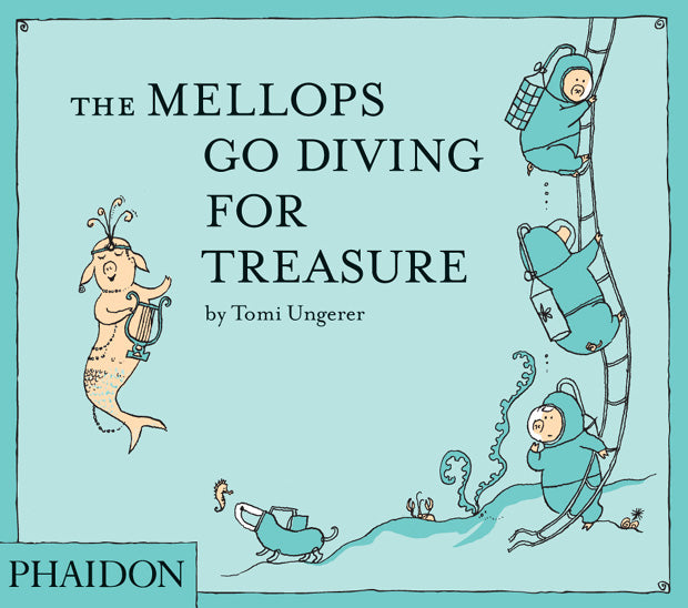 The Mellops Go Diving For Treasure