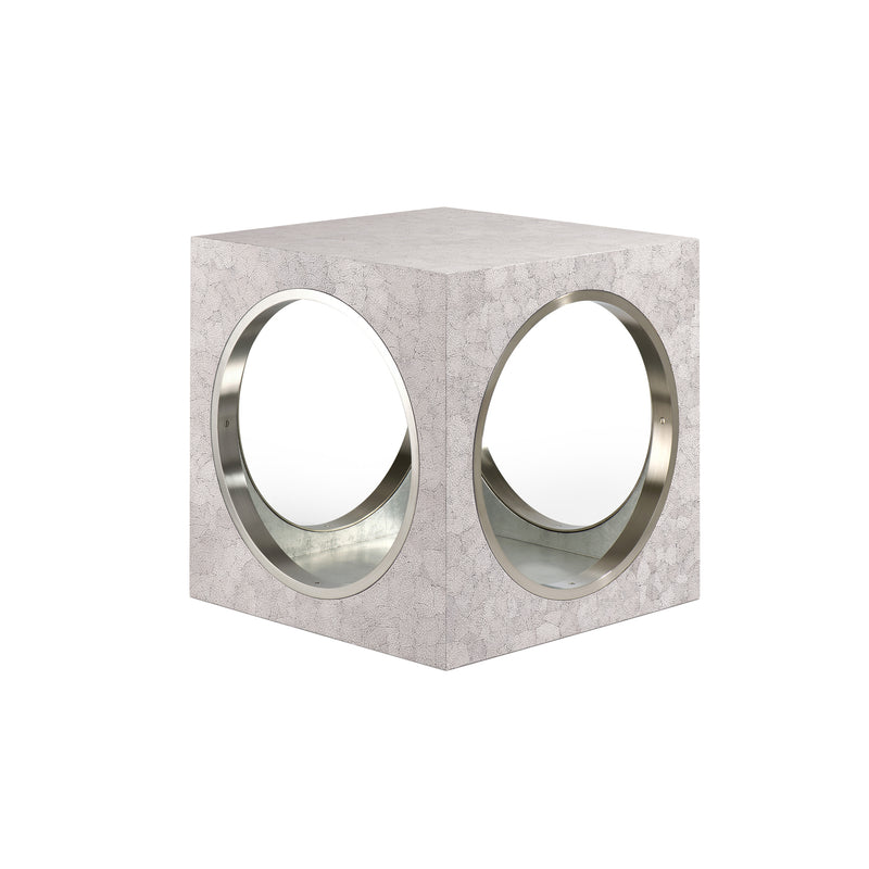 Steven Gambrel Circles & Squares Side Table