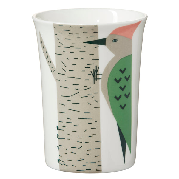 Woodpecker Beaker