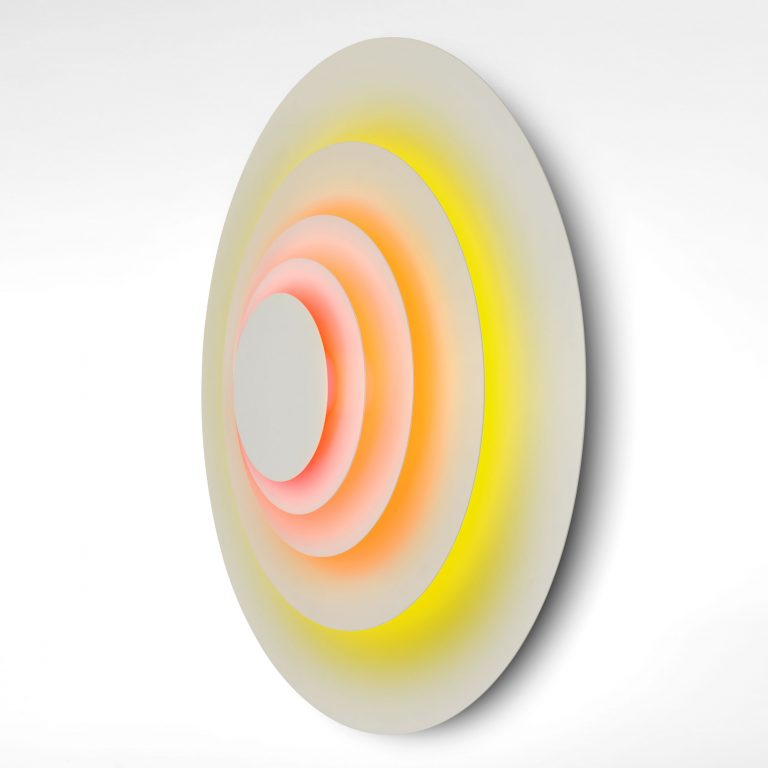 Concentric Light in Major, Large