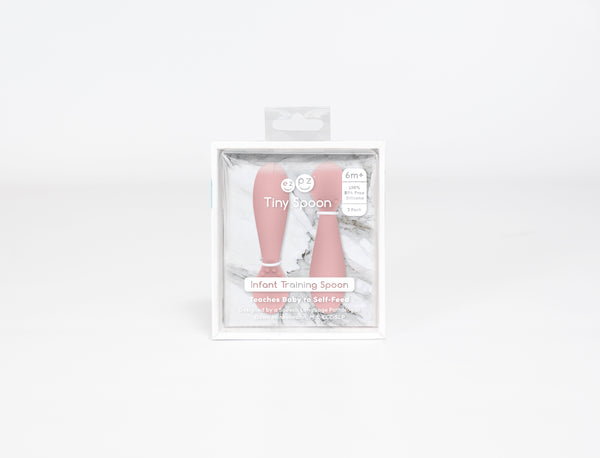 Tiny Spoon 2-Pack (Blush)