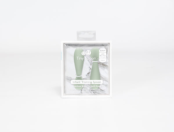 Tiny Spoon 2-Pack (Sage)