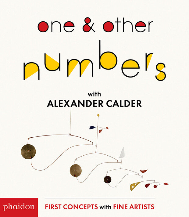 One and Other Numbers with Alexander Calder