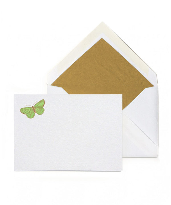 Butterfly Notecard, Set of 10