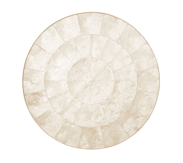 Capiz Placemat in Natural