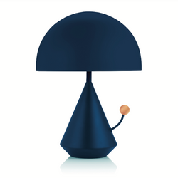 Dali Divina Table Lamp in Blue