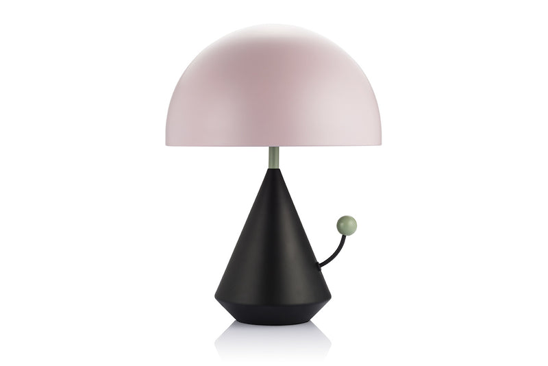 Dali Divina Table Lamp in Pink