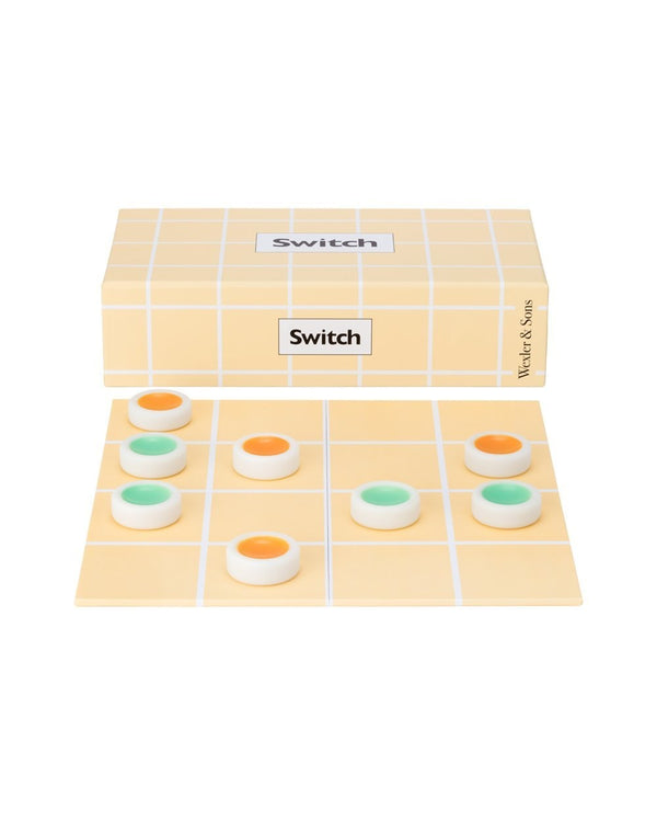 W&P Switch Board Game