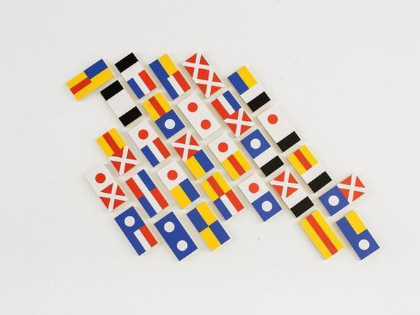 Dominoes: Flag