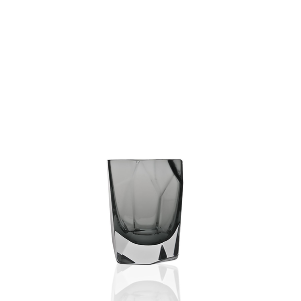 Mipreshus Shot Glass | Set of 4 in Neutral Gray