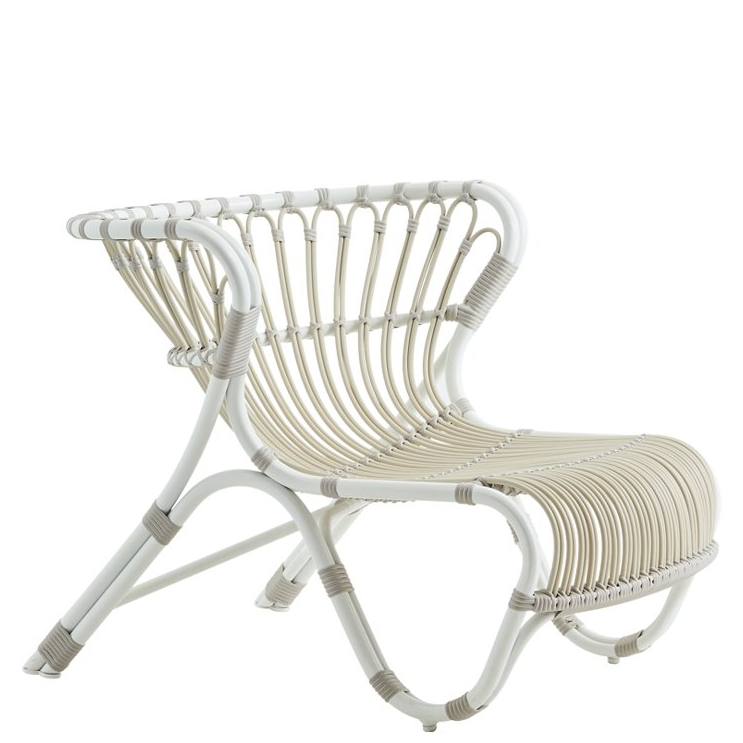 Viggo Boesen Fox Chair in White