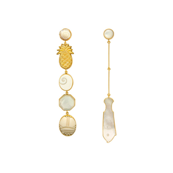 Large Pearl Mismatched Drops