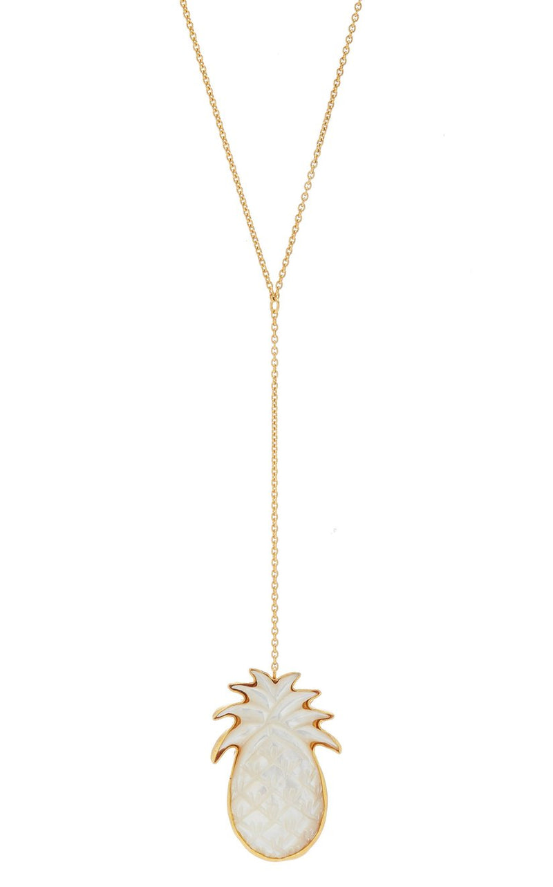 Pineapple Lauriat Necklace