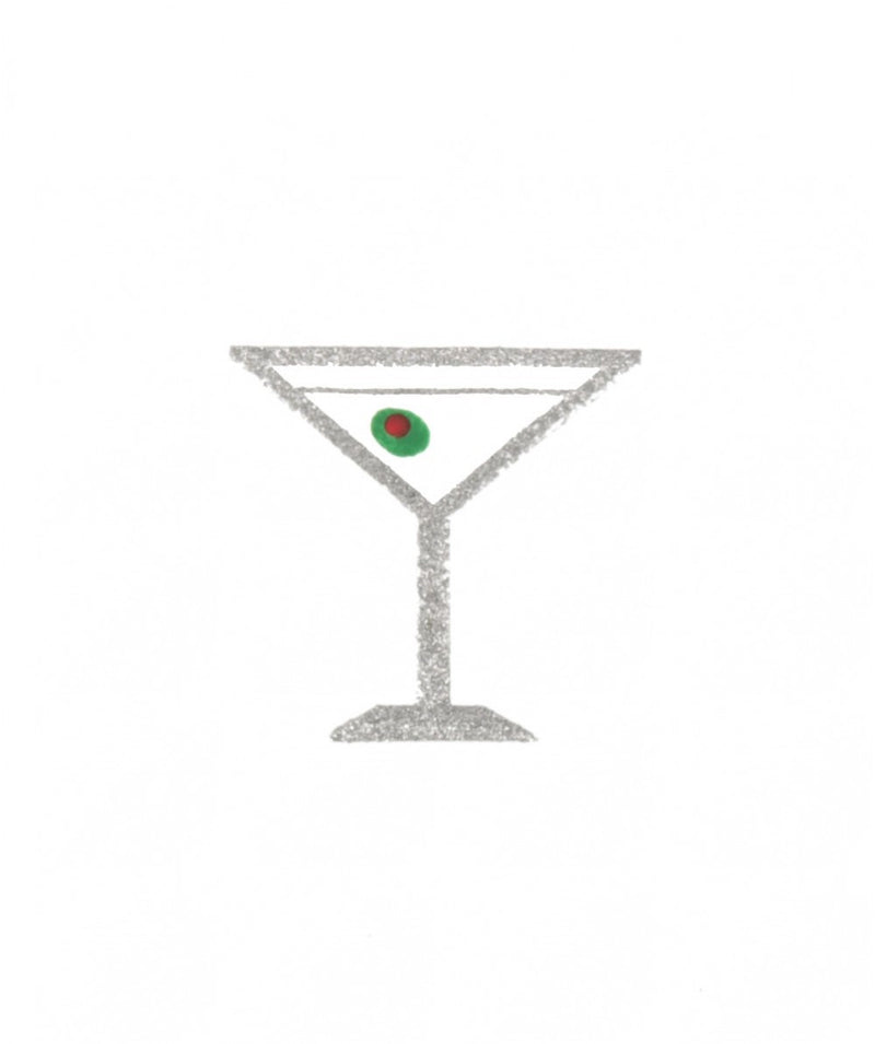 Martini Glass, Set of 10, Metropolitan